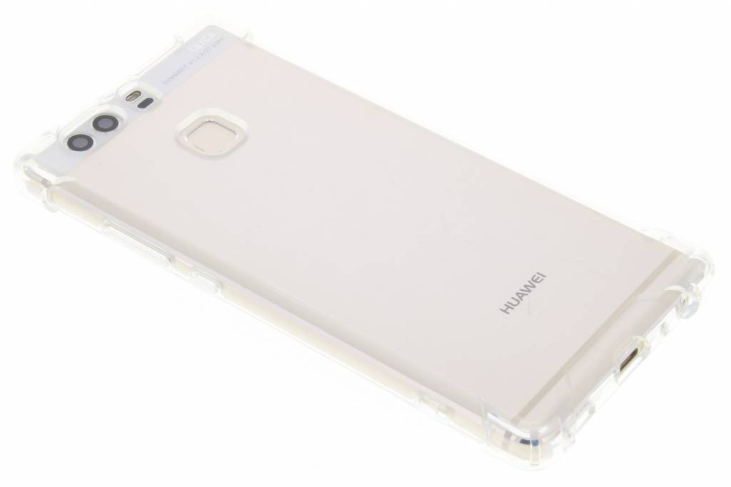 Accezz Xtreme TPU Cover voor de Huawei P9 - Transparant