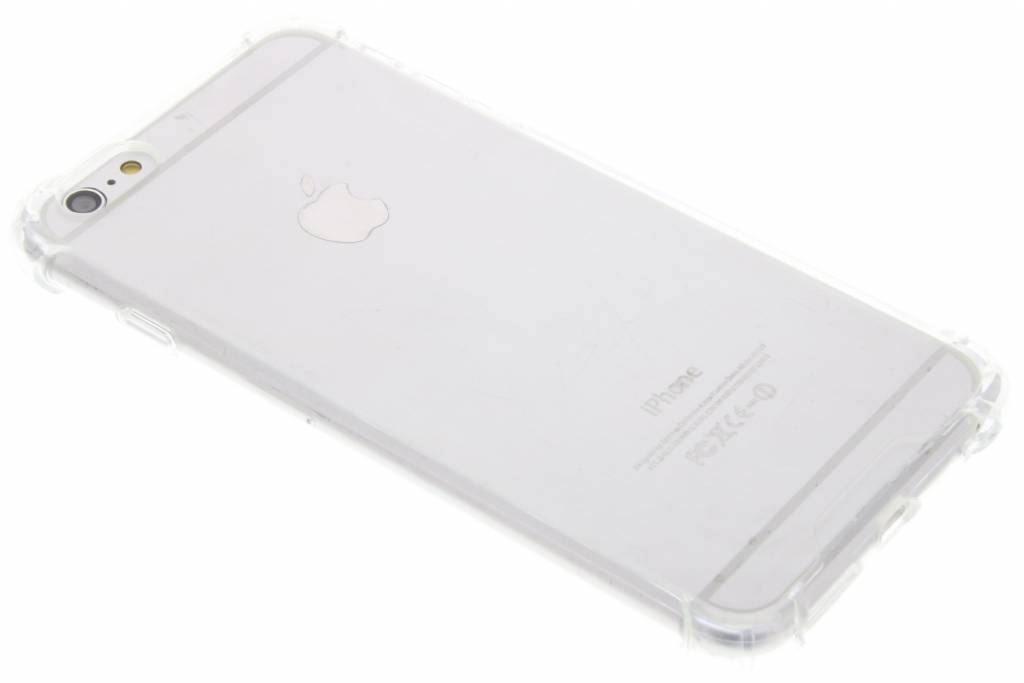 Accezz Xtreme TPU Cover voor de iPhone 6(s) Plus - Transparant