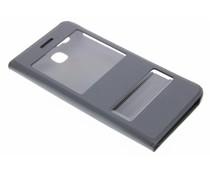 Luxe slim booktype met venster Huawei GR3 / P8 Lite Smart