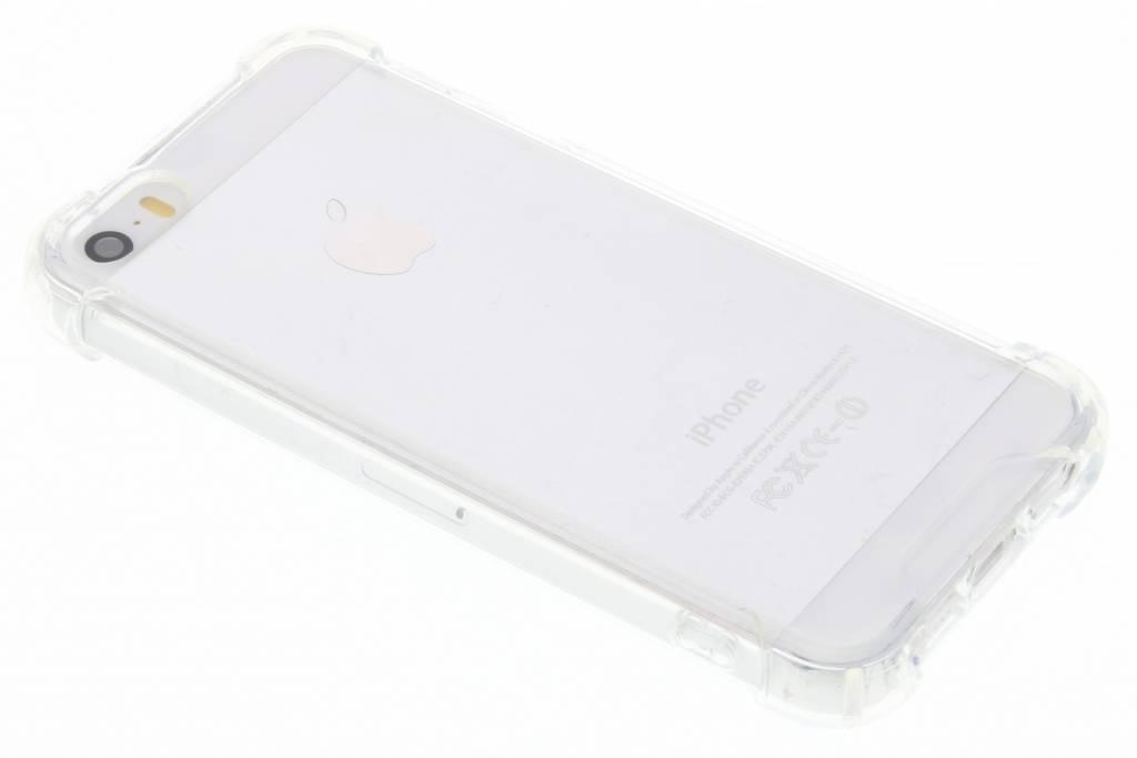 Accezz Xtreme TPU Cover voor de iPhone 5 / 5s / SE - Transparant