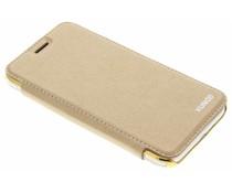 Crystal slim book case Samsung Galaxy J1 (2016)