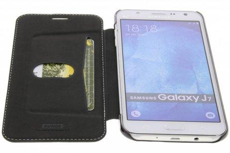 Cristal Noir Cas Puce Livre Pour Samsung Galaxy J7 b2GlJz3b