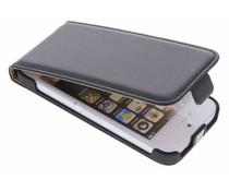Luxe flipcase iPhone 5 / 5s / SE