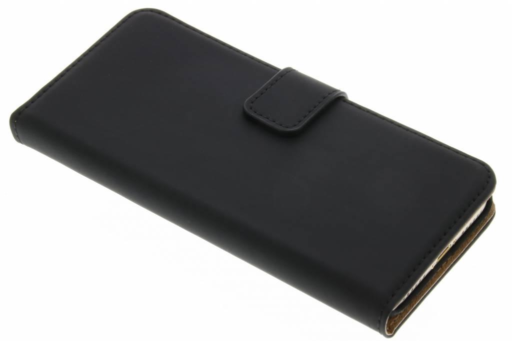 Selencia Luxe Book Case voor de iPhone 7 - Zwart