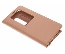 Luxe flipcover met venster LG G2