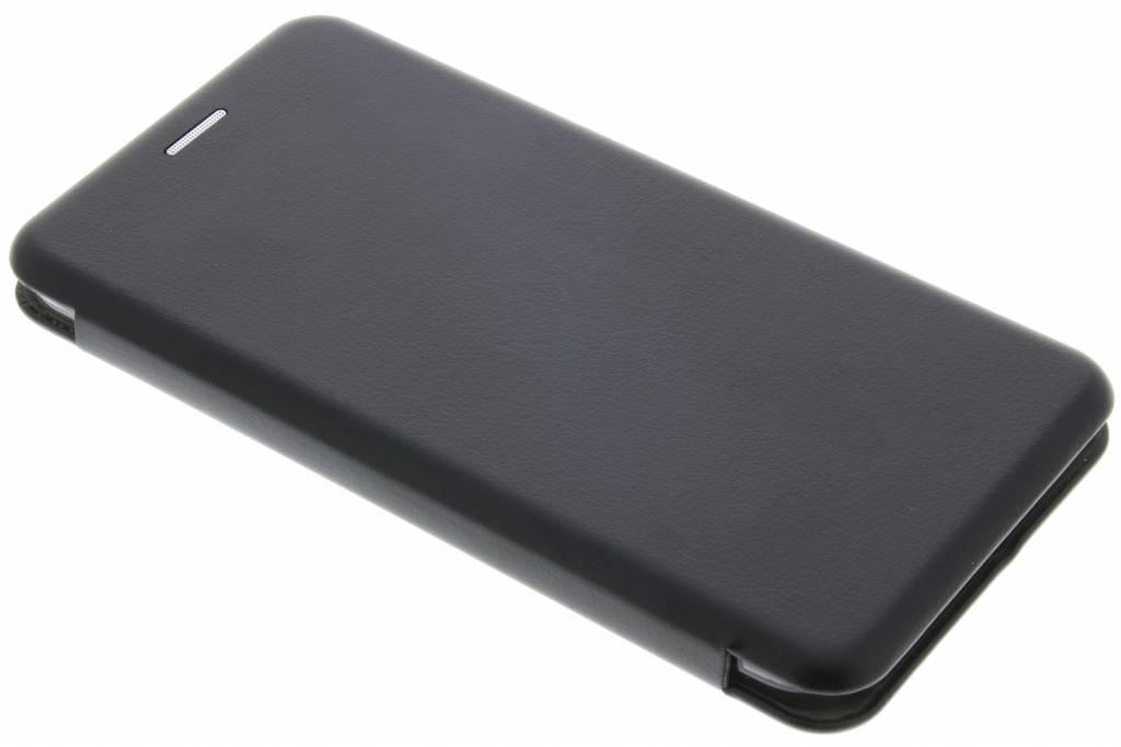 Zwarte Slim Foliocase voor de Samsung Galaxy Note 4