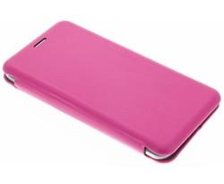 Roze Slim Foliocase Samsung Galaxy Note 4