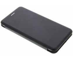 Zwart Slim Foliocase Huawei Mate 8