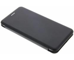 Zwart Slim Foliocase Huawei P8