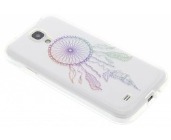 Dromenvanger design TPU hoesje Samsung Galaxy S4