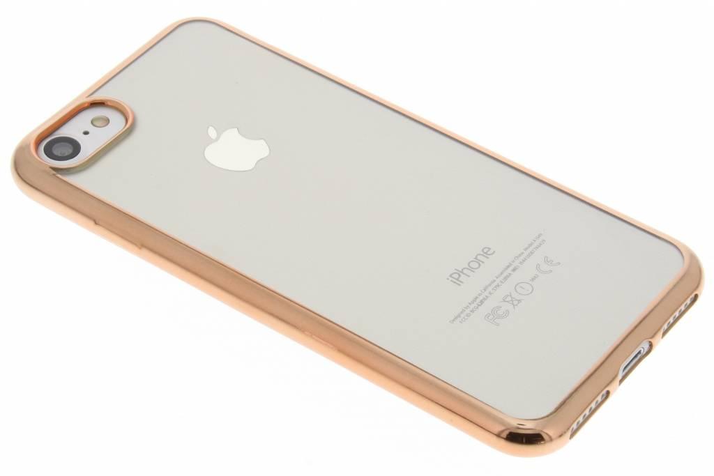 Fonex Sparkling Soft Case voor de iPhone 7 - Goud