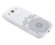 Mandala design TPU hoesje Samsung Galaxy S3 / Neo