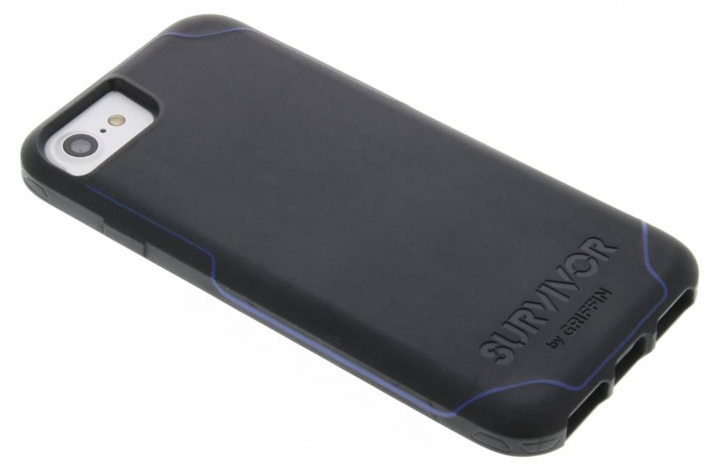 Griffin Survivor Journey Case voor de iPhone 7 / 6s / 6 - Zwart / Blauw
