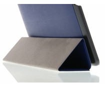 Donkerblauw stijlvolle book cover Acer Iconia Tab 10 B3 A10