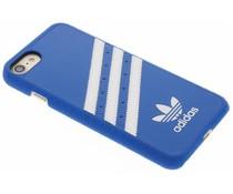 Adidas Basics Moulded Case iPhone 7 - Blauw