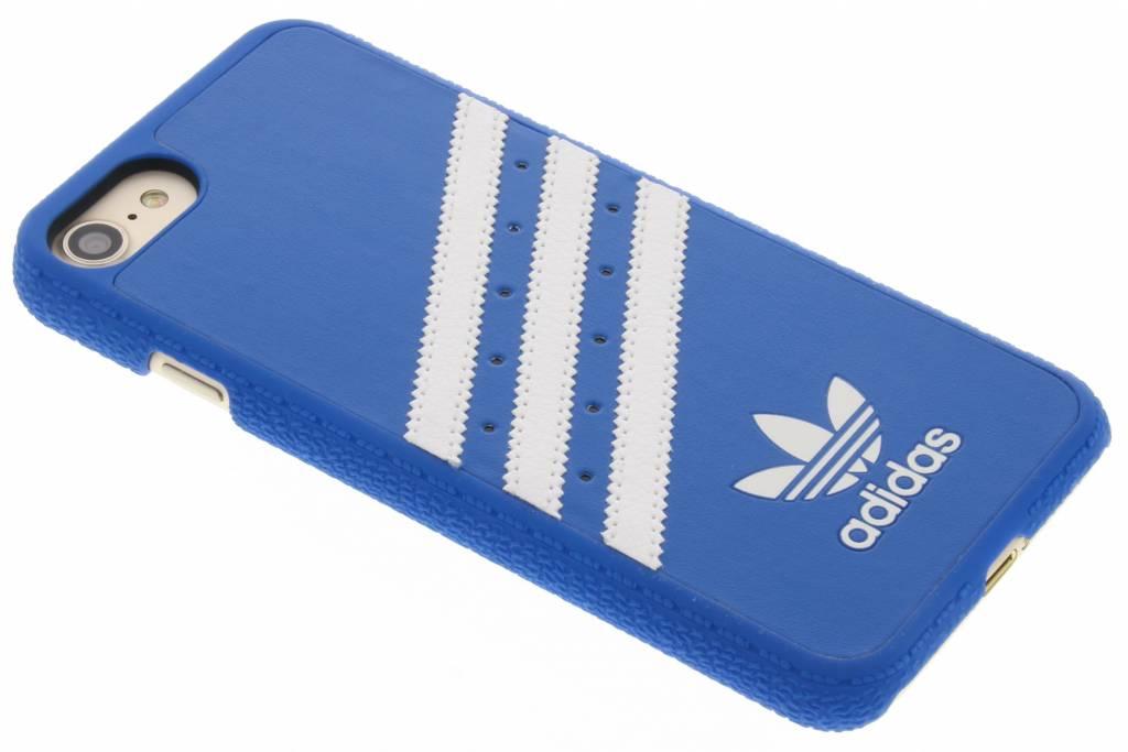 Adidas Originals Moulded case Apple iPhone 7 Blauw-Wit
