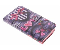Design TPU booktype hoes Huawei Y360