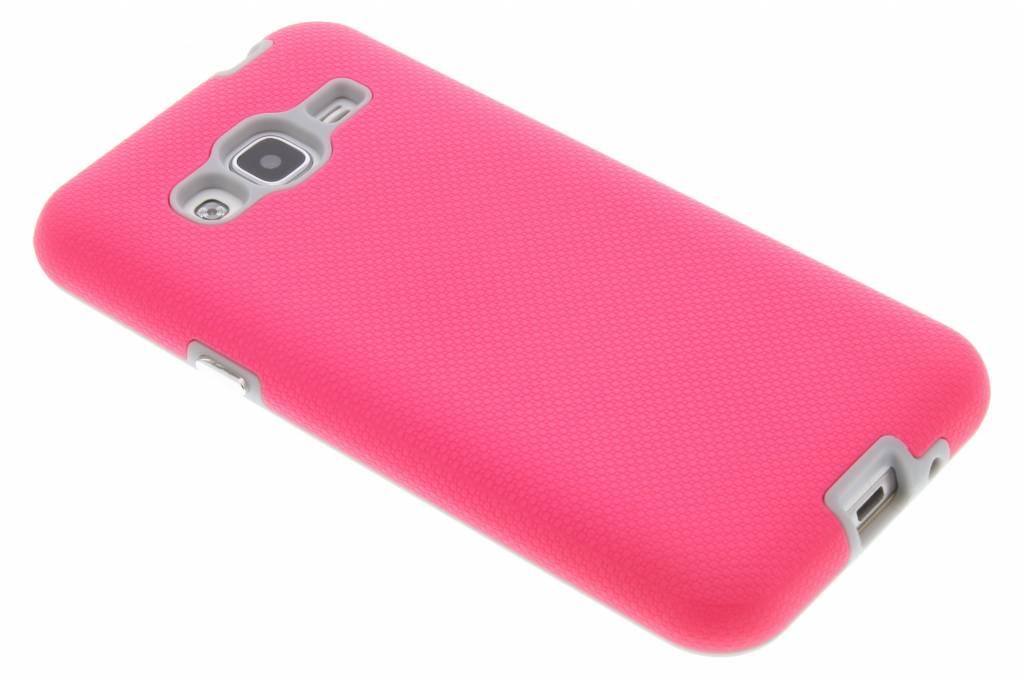Accezz Xtreme Cover voor de Samsung Galaxy J3 / J3 (2016) - Roze