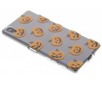 Halloween design TPU hoesje Sony Xperia X
