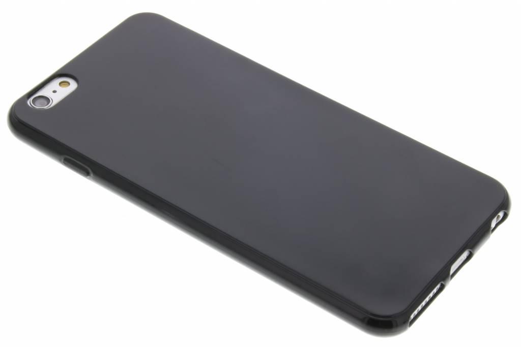 Zwarte gel case voor de iPhone 6(s) Plus