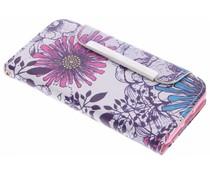 Design TPU Wallet Case iPhone 8 / 7