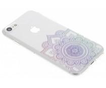 Mandala design TPU hoesje iPhone 7