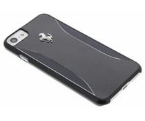 Ferrari Carbon Fiber Hard Case iPhone 8 / 7 - Zwart