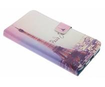 Design TPU booktype hoes Acer Liquid Zest Plus