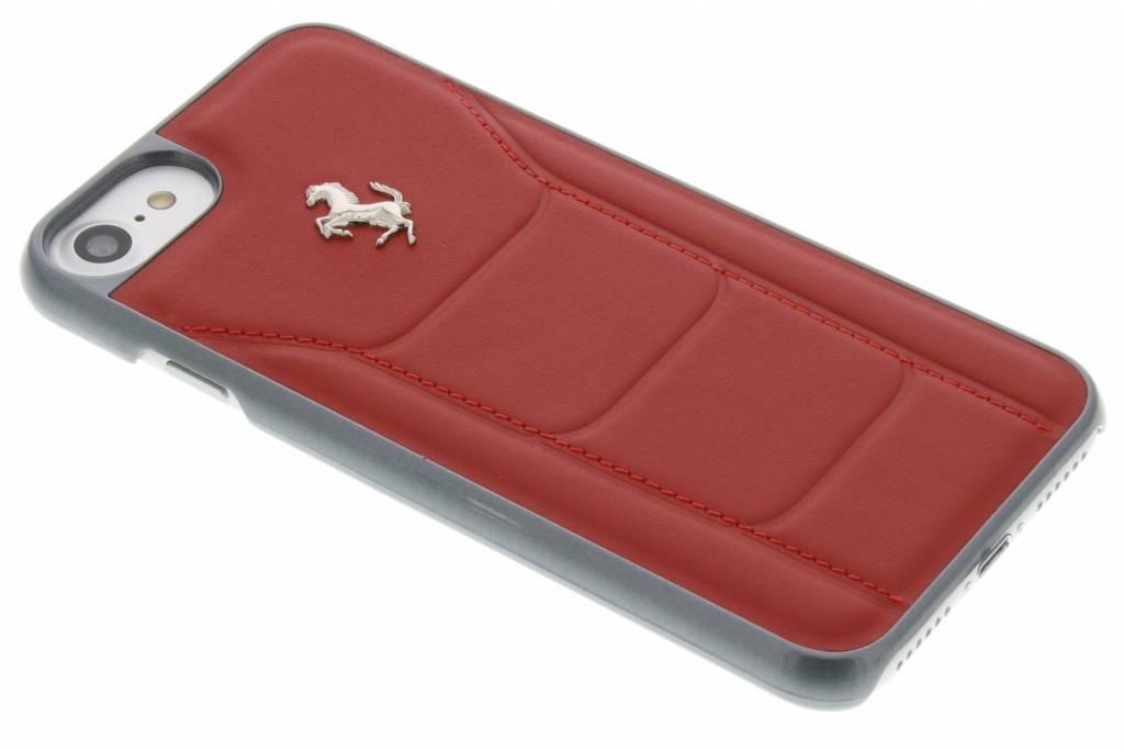 Ferrari Fiorano Hard Case voor de iPhone 7 - Rood