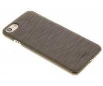 Krusell Boden Cover iPhone 8 / 7 - Transparant Zwart