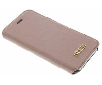 Guess Saffiano Collection Book Case iPhone 8 / 7