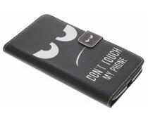 Design TPU booktype hoes Motorola Moto Z