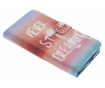 Design TPU booktype hoes Acer Liquid Zest (4G)