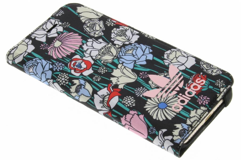 adidas Originals Bohemian Booklet Case voor de iPhone 8 / 7 - Zwart