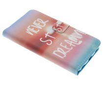 Design TPU booktype hoes Honor 5C / Huawei GT3