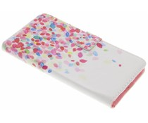 Design TPU booktype hoes Huawei Y6 2