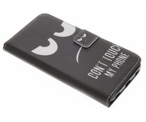 Design TPU booktype hoes Honor 5C