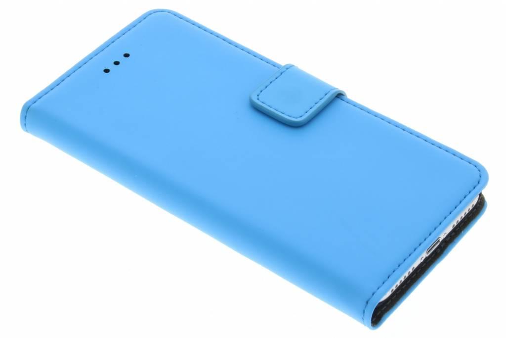Mobiparts Premium Wallet Case voor de iPhone 7 - Light Blue