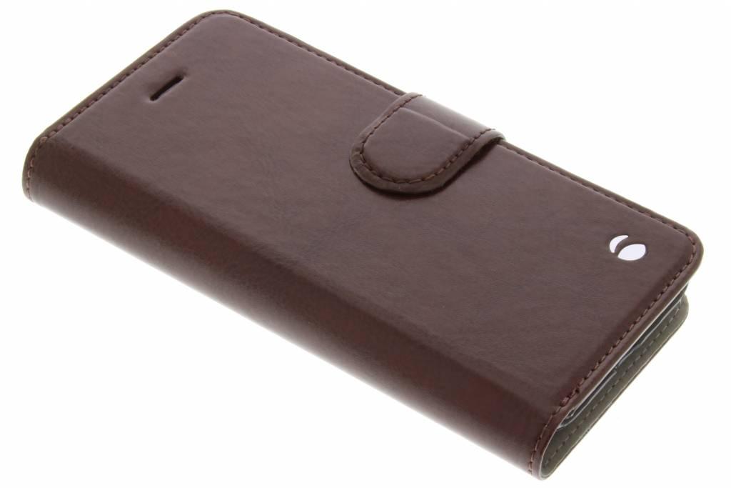 Krusell Ekerö FolioWallet 2-in-1 voor de iPhone 7 - Gognac