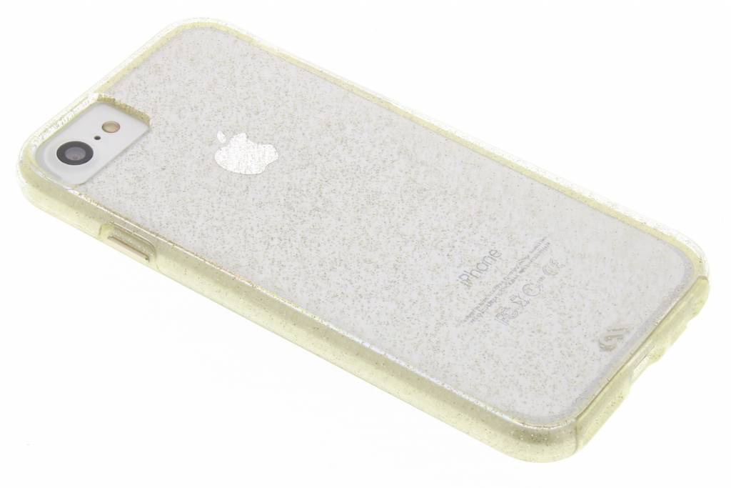 Case-Mate Sheer Glam Case voor de iPhone 7 / 6s / 6 - Champagne Sheer Glam