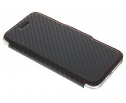 X-Doria Engage Folio Booklet Carbon iPhone 8 / 7 - Zwart