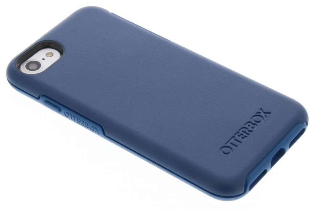 OtterBox Symmetry Series Case voor de iPhone 7 - Bespoke Way Blue
