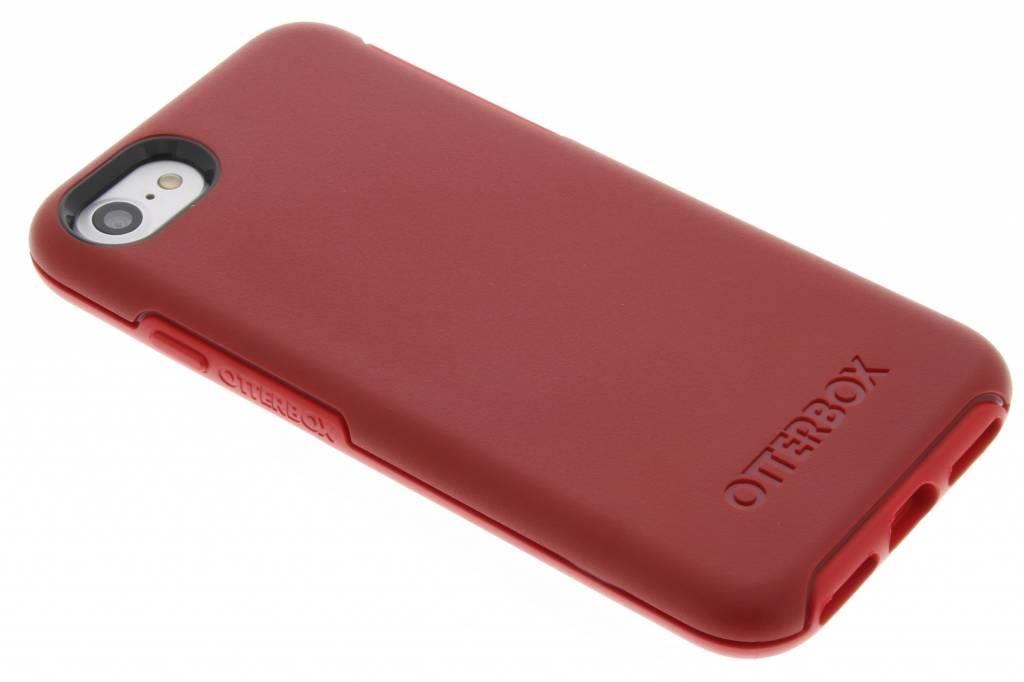 OtterBox Symmetry Series Case voor de iPhone 7 - Rosso Corsa