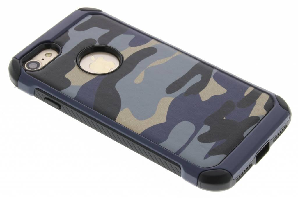 Army defender hardcase hoesje voor de iPhone 8 / 7 - Blauw