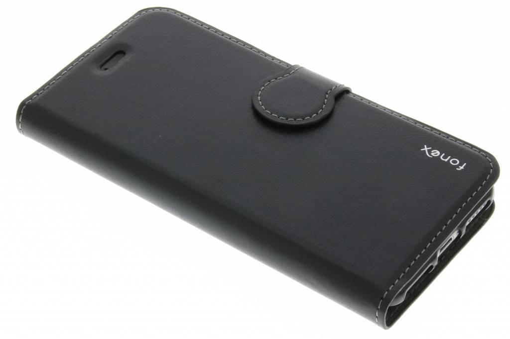 Fonex Identity Bookcase voor de iPhone 7 - Zwart