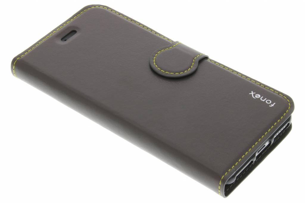 Fonex Identity Bookcase voor de iPhone 7 - Grijs