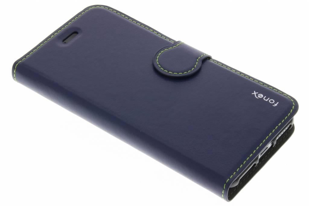 Fonex Identity Bookcase voor de iPhone 8 / 7 - Blauw