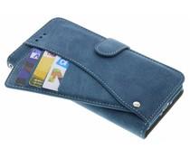 Blauw Comfort Booklet iPhone 8 / 7