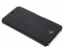Mercedes-Benz Geperforeerde Lederen Booktype iPhone 7 Plus