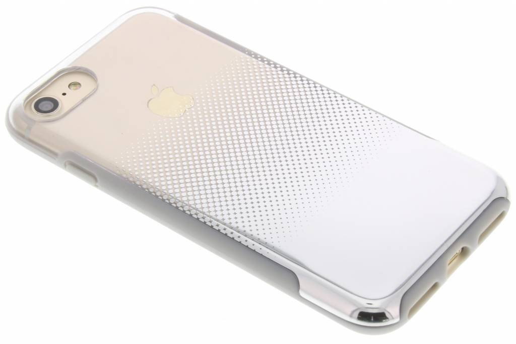X-Doria Revel Case voor de iPhone 7 - Zilver / Transparant